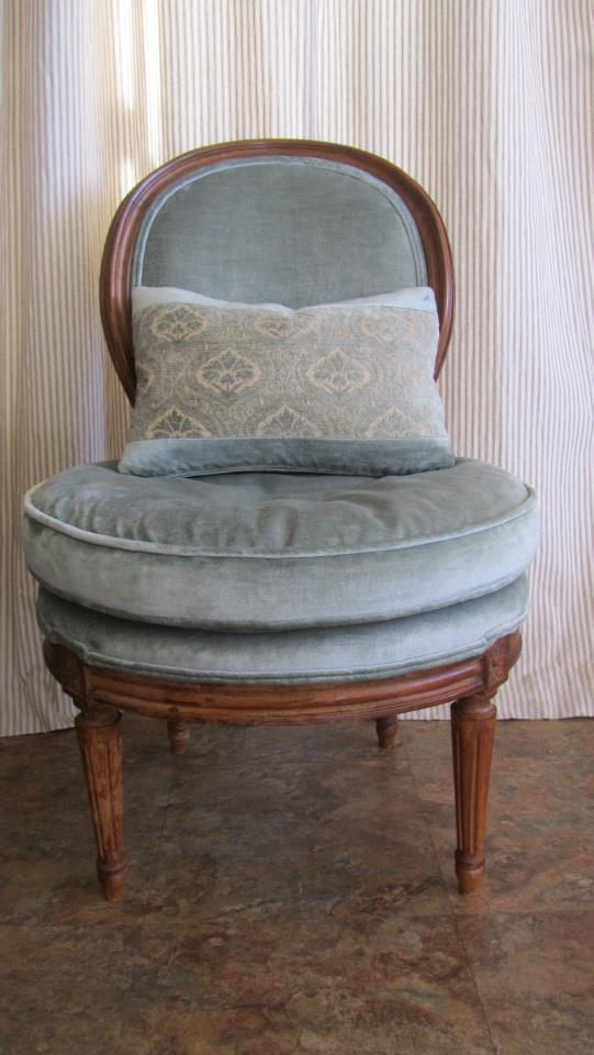 Upholstered Chair 2